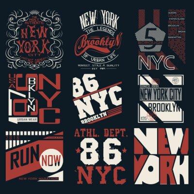 Tapeta Grafika t-shirtów