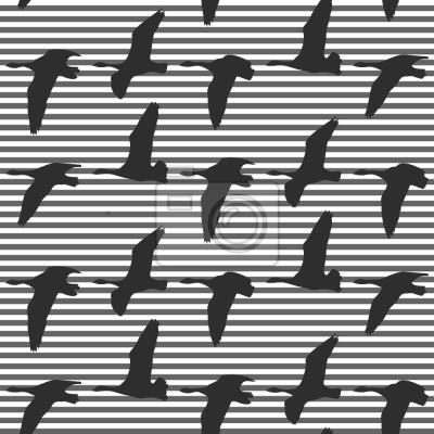 Tapeta Grey Goose