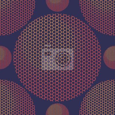 Tapeta Hexagon Planetarium