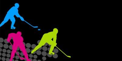 Tapeta Hokej na lodzie - 76