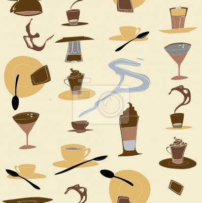 Tapeta Il Gusto Caffe Del Buono