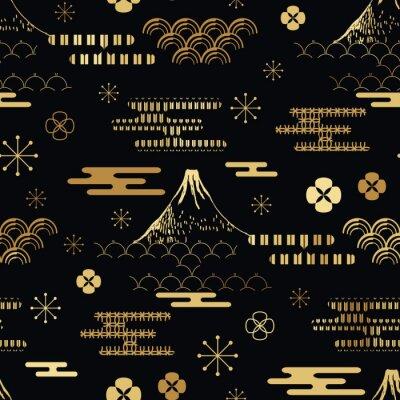 Tapeta Japoński wzór 384