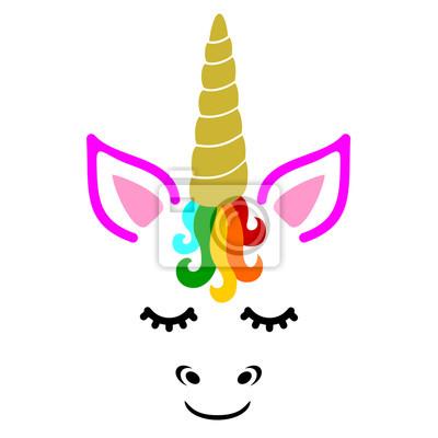 Jednoro ec twarz jednoro ec g owa jednoro ec rz s for Unicorno triste