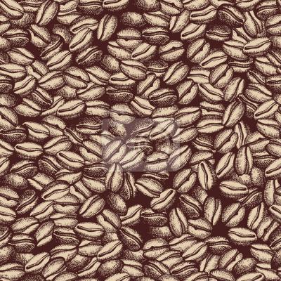 Tapeta klasyczna Kawa