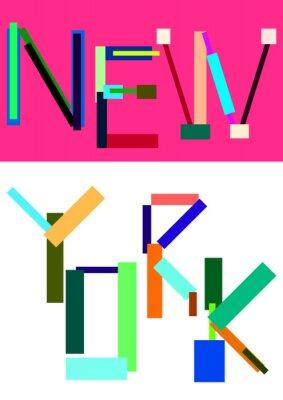 Tapeta Kolorowe T-shirt projektowania grafiki z