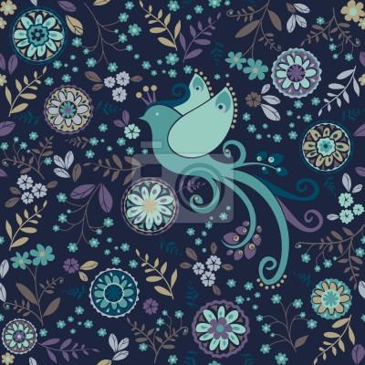 Tapeta Królowa Nocy Ptaków