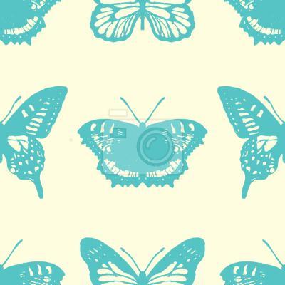 Tapeta Lato Motyle