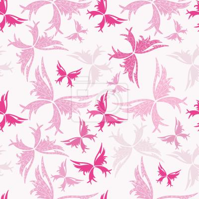 Tapeta Maoryjskie Motyle