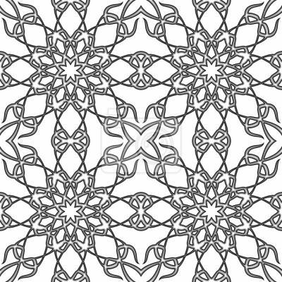 Tapeta Monochromatyczny gotyk