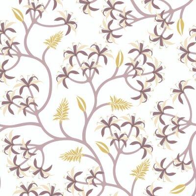Tapeta Nature plant branch wallpaper design