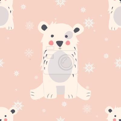 Tapeta Niedźwiedź Polarny