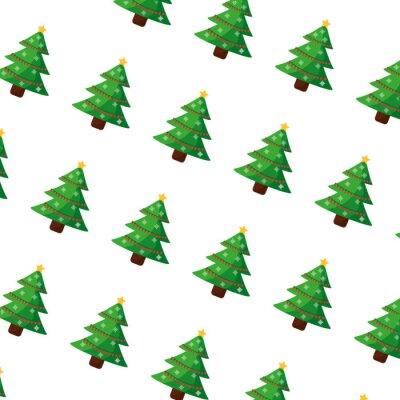 Tapeta obraz ikony związane z Bożego Narodzenia