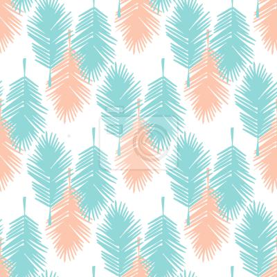 Tapeta Palm Leaf Tropicana