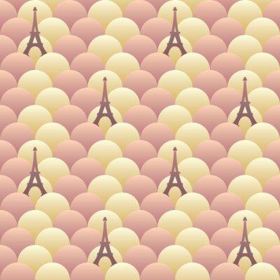 Tapeta Paryż Paryż