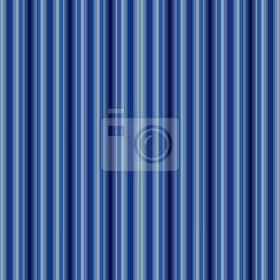 Tapeta Pinstripes Morskiej