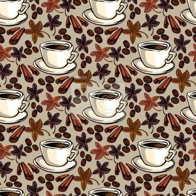 Tapeta Poczucie Kawy