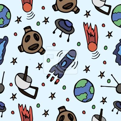 Tapeta Przestrzeń Kosmiczna