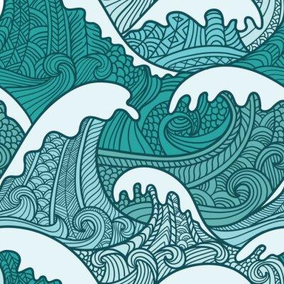 Tapeta Sea szwu
