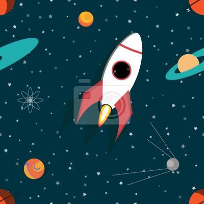 Tapeta statek kosmiczny