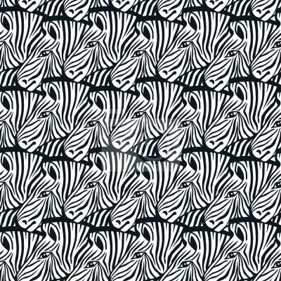 Tapeta Tak wielu Zebry