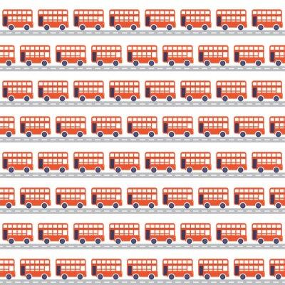 Tapeta Tapety autobusowe
