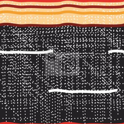 Tapeta Tekstury Aborygenów