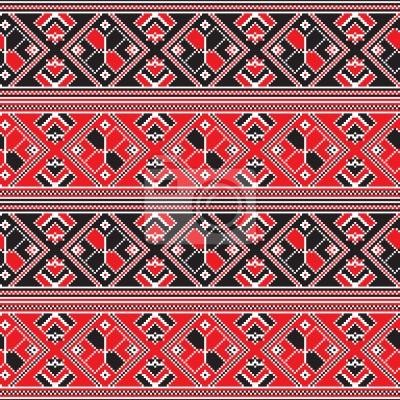 Tapeta Węgierski folklor