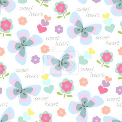 Tapeta Wiosenna miłość