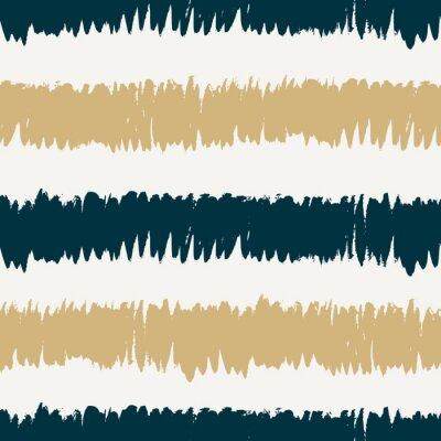 Tapeta Wyciągnąć rękę Stripes Seamless Pattern