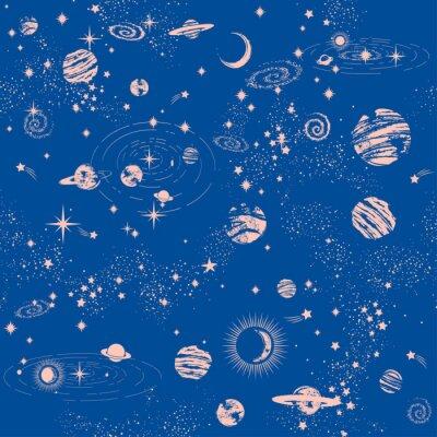 Tapeta Wzór wydruku konstytucji Galaxy