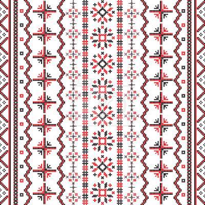 Tapeta Zima w Rumunii